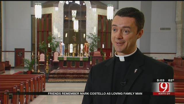 Priest Remembers Labor Commissioner, His Family
