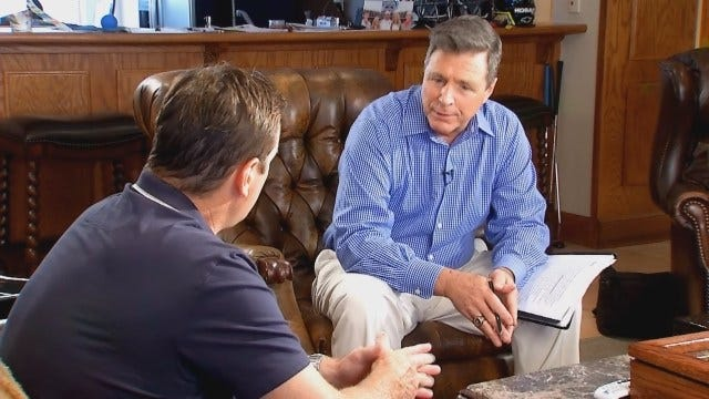Bob Stoops One-On-One (Part 1)