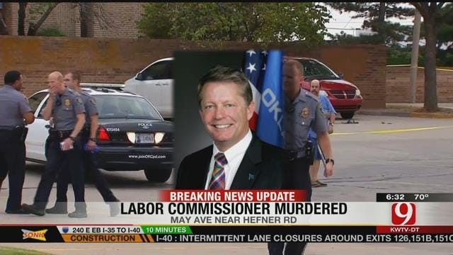 OK Leaders In Shock Following Stabbing Death Of State Labor Commissioner