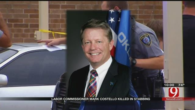 Sources: State Commissioner Of Labor Killed In NW OKC Stabbing, Son Arrested