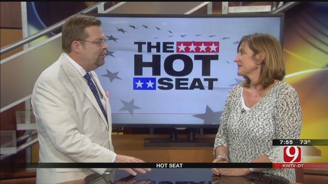 Hot Seat: Cheryl Marseilles