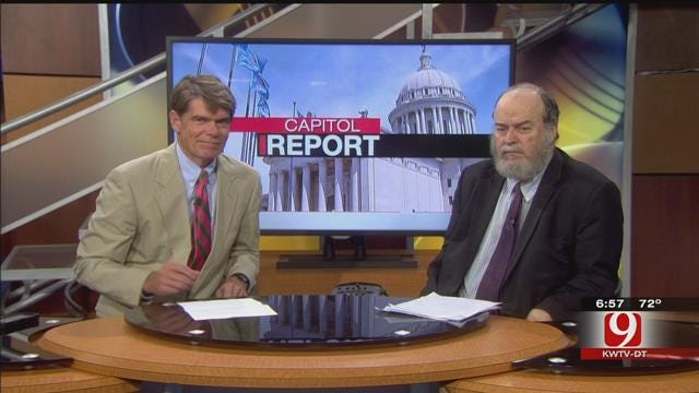 Capitol Report With Pat McGuigan: HS Junior ACT Test
