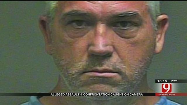 OKC Man Arrested For Alleged Domestic Assault After Video Surfaces