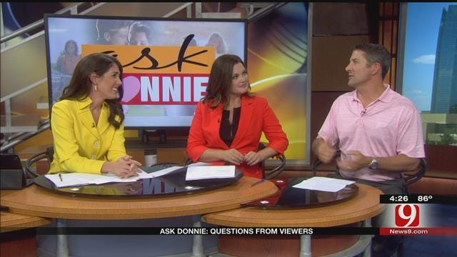 Ask Donnie: Viewer Questions