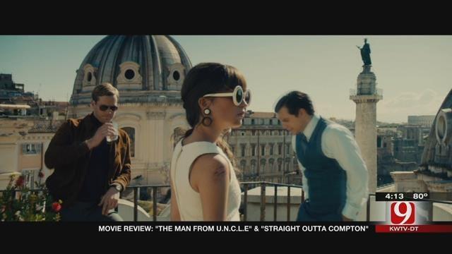 Dino's Movie Moment: U.N.C.L.E. & Straight Outta Compton