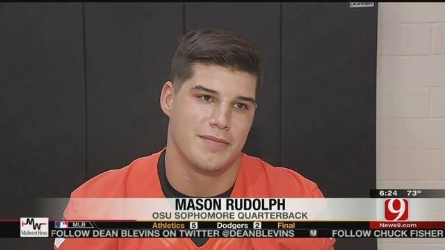 OSU Football: Rudolph Won't Change With Fame
