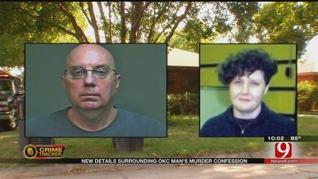 Court Documents Detail OKC Man's Murder Confession