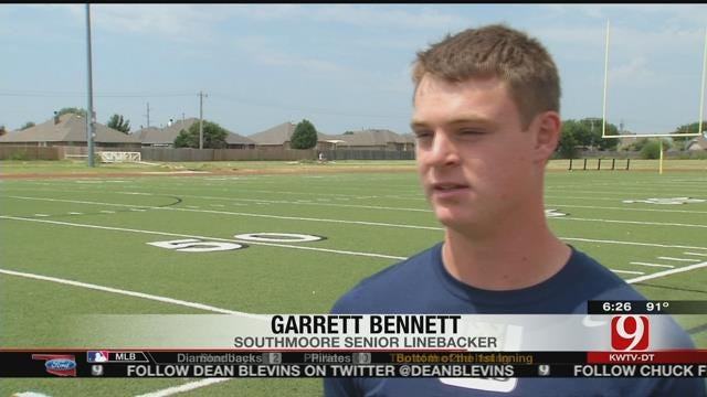 HS Football: Southmoore Making Giant Leap