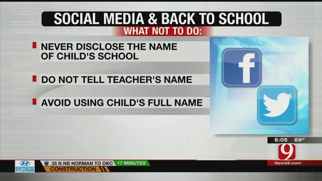 Follow These Safety Tips When Posting Your Children's School Photos Online