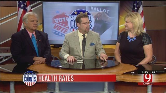 Your Vote Counts: Health, Senator's Exit, Campaign