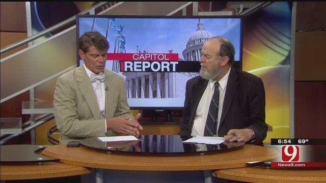 Capitol Report With Pat McGuigan: Richard Glossip Execution
