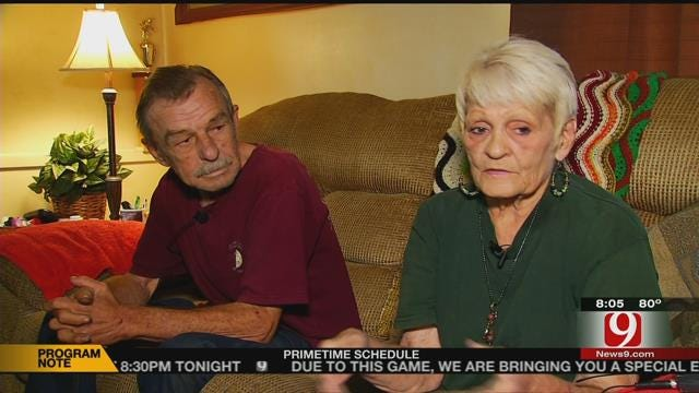 Shawnee Couple Out Thousands After Being Scammed