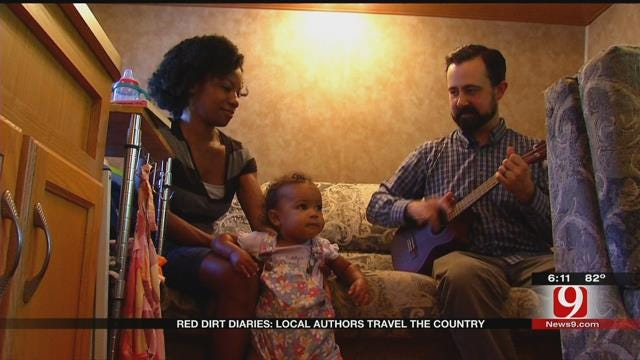 Red Dirt Diaries: Local Authors Travel The Country