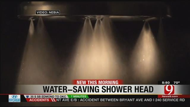 New Shower System Could Revolutionize Your Home