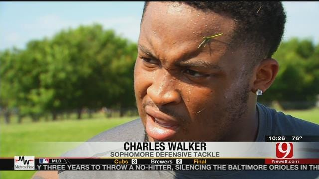 Charles Walker Looks To Dominate In 2015