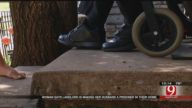 Couple Fights With Landlord For Wheelchair Ramp Installation