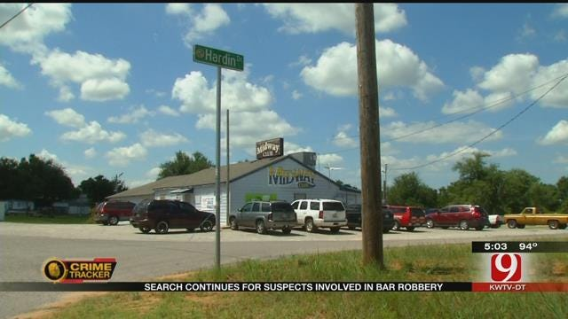 OCSO: Choctaw Bar Worker Robbed By Two Armed Women