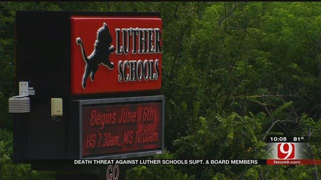 Luther Parents Question Superintendent's Wife's Hiring