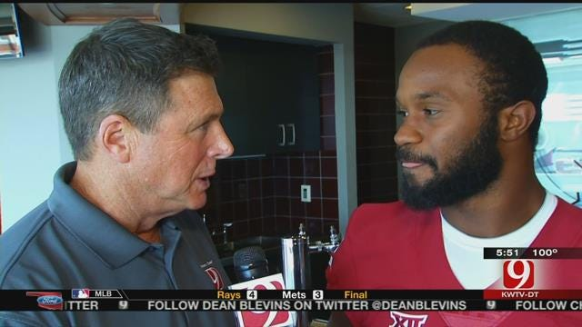 Dean Goes 1-on-1 With Semaje Perine