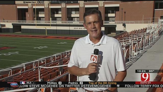 John Reports From OSU Media Day