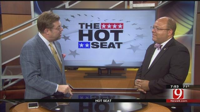 Hot Seat: Representative Mike Shelton