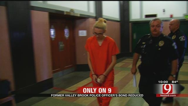Former Valley Brook Officer's Bond Reduced