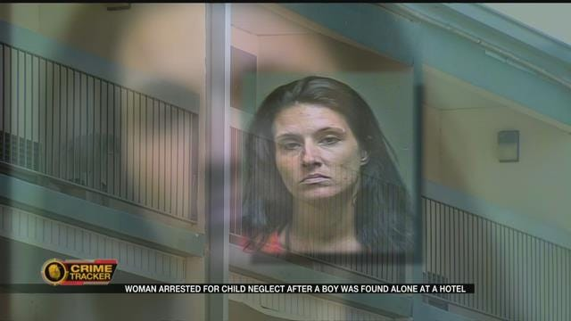 OKC Woman Arrested For Neglect After Boy, 5, Found Wandering Alone