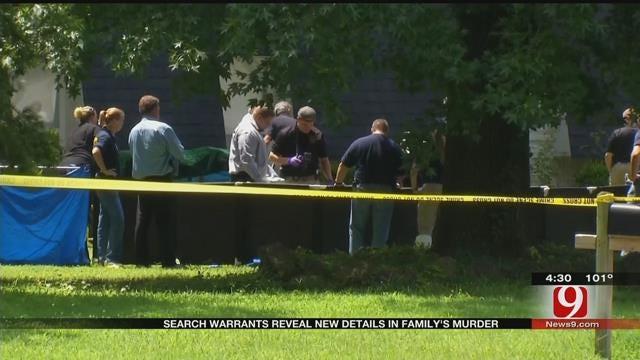Search Warrants Reveal New Details In Bever Family Murders