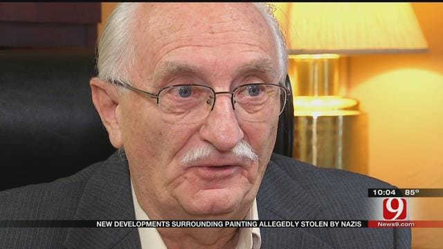 State Lawmaker Fights To Prove OU Painting Is Stolen Art
