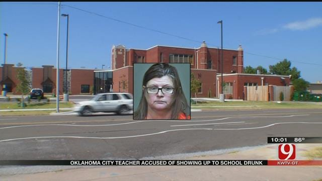 OKC Teacher Accused Of Showing Up To School Drunk