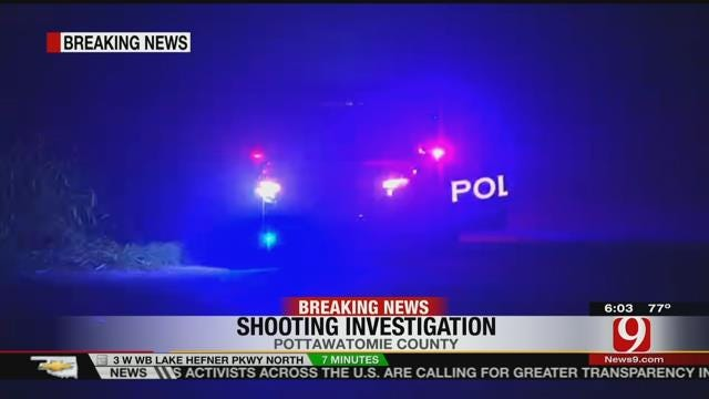 Authorities Investigate After Three Shot In Pott. County