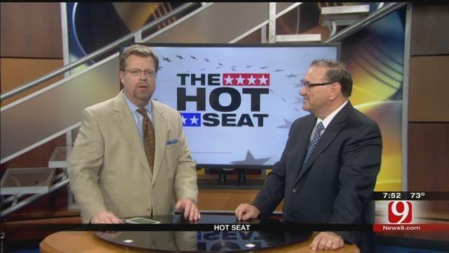 Hot Seat: Bob Burke