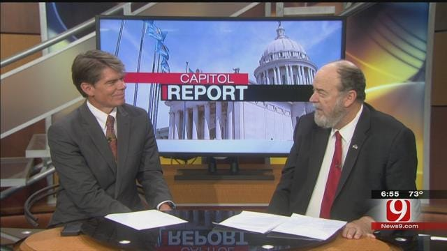 Capitol Report With Pat McGuigan: Politics Today