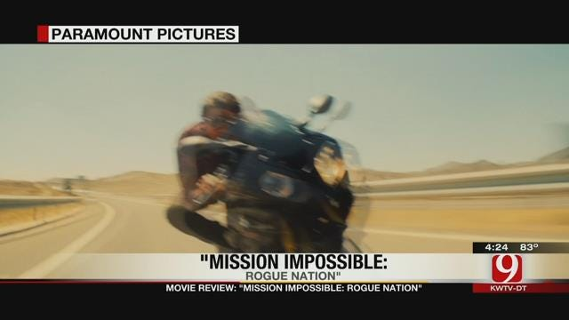 Dino's Movie Moment: Mission Impossible: Rogue Nation