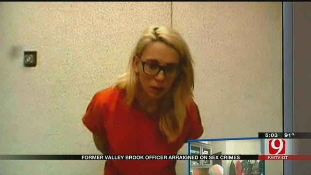 Former Valley Brook Officer Accused Of Sex Crimes Goes Before Judge