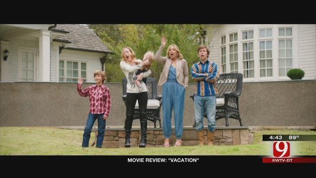 Dino's Movie Moment: Vacation