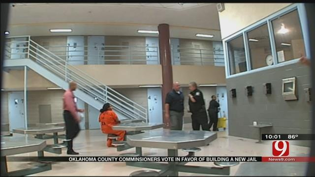 Oklahoma County Commissioners Vote In Favor Of Building A New Jail