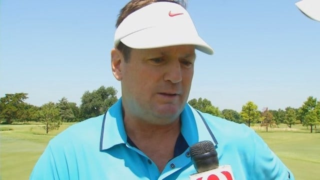 Chatting With Bob Stoops, Lincoln Riley and Dennis Simmons