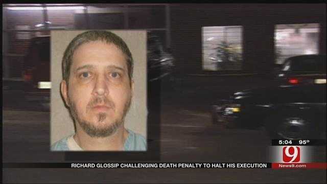 Richard Glossip Challenging Death Penalty To Stave Off Execution