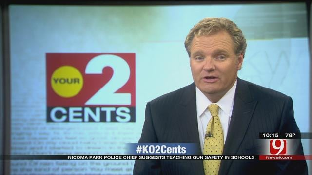 Your 2 Cents: Gun Safety Education In Schools?