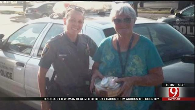 Elderly OKC Woman Received Birthday Cards, Presents From Strangers Across The Country
