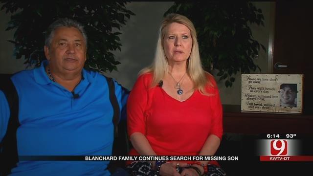 Blanchard Family Still Desperate To Find Missing Son