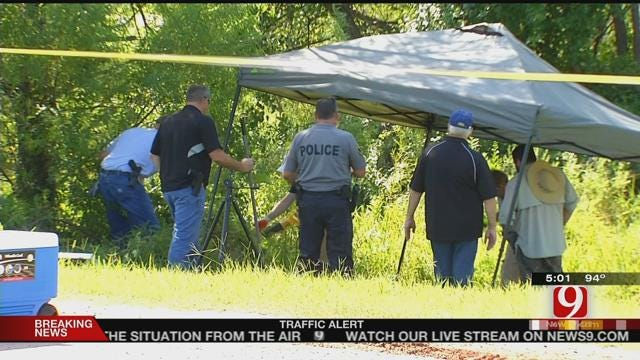 Police Investigating After Possible Human Remains Discovered in SE OKC