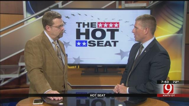 Hot Seat: Rep. Chris Kannady