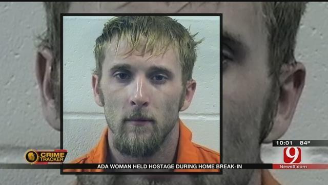 Ada Woman Held Hostage During Home Break-In