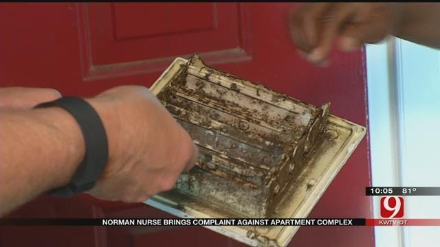 Norman Woman Brings Complaint Against Apartment Complex