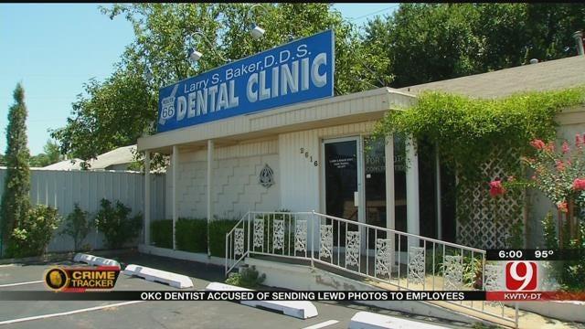 OKC Dentist Accused Of Sending Lewd Photos To Employees
