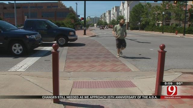 Changes Still Needed As 25th Anniversary Of ADA Approaches
