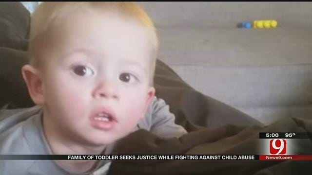 Family Of Murdered Toddler Seeks Justice While Fighting Against Child Abuse