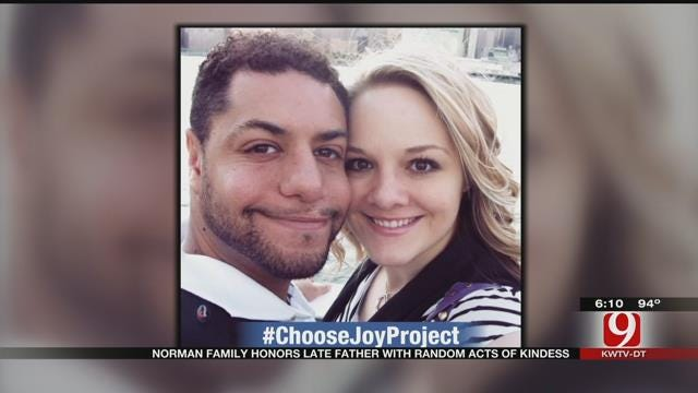 Norman Family Honors Late Father With 'Random Acts Of Kindness' Day
